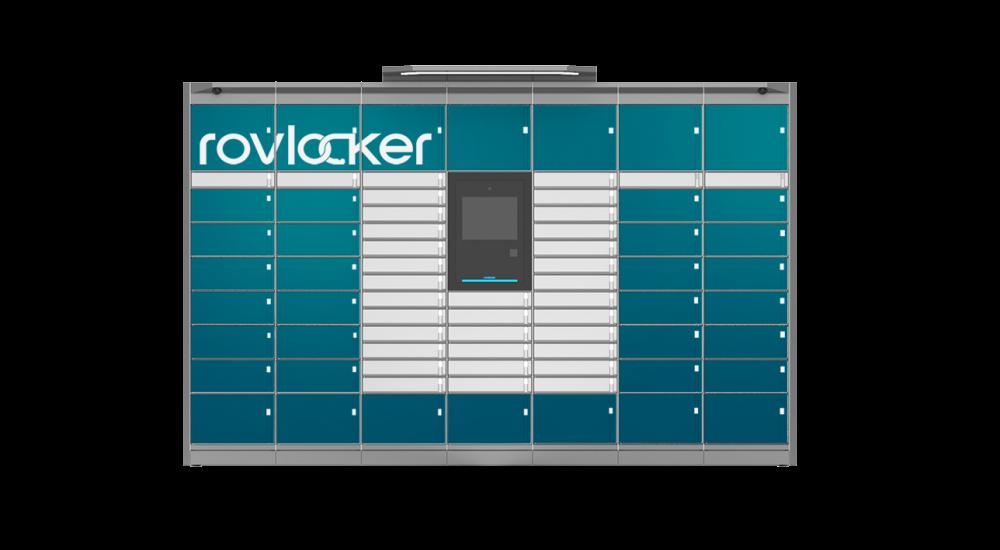 RovLocker R6 003- mavi